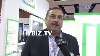 Anwar Daud, Zim Laboratories | IPHEX 2017 Exhibition Hyderabad | hybiz