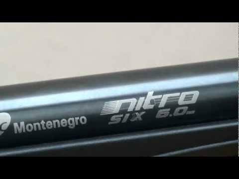 Nitro Six CBC 6 0 mm. Cal.236 Montenegro