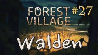 Let's Play Life is Feudal: Forest Village - Walden #27: Doppelter Einsatz (gameplay / deutsch)