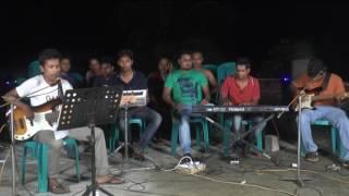দাদার হিন্দি গান না দেখলে খুব মিস করবেন।।।sayonee song live show feat by MOWLA BOX....
