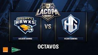 GOLDEN HAWKS vs HEZOR GAMING - Octavos de Final - Copa CoD - #CoDpaOctavos