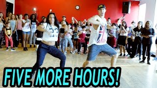 FIVE MORE HOURS - Chris Brown & Deorro Dance | @MattSteffanina Choreography (Beg/Int Hip Hop)
