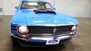 Original 1970 Ford Mustang Boss 429 for Sale