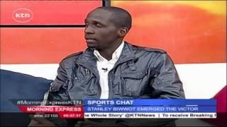 KTN Sports Chat 2nd November 2015 Gor Mahia Crowned KPL champions with unbeaten record