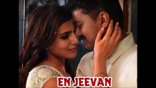 En Jeevan - Theri (GVP Version)