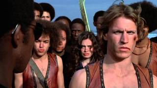The warriors end scene - VO