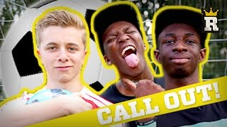 KSI, TBJZL & ChrisMD - CALL OUT PENALTIES! | Rule'm Sports