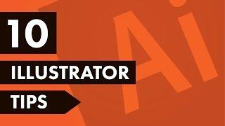 Top 10 Adobe Illustrator Tricks 2017 ✍