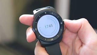 LG G Watch R Review [Deutsch]
