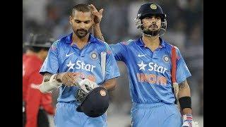 India Beat Sri Lanka by 9 Wickets in 1st ODI | Shikhar Dhawan 132*, Virat Kohli 82*