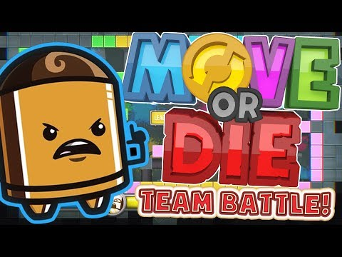 THE ONLY GAME THAT WILL MAKE YOU LOSE FRIENDS!! - MOVE OR DIE!