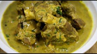 খাসির মাংসের কোর্মা    Bangladeshi Special Korma    Mutton Recipe