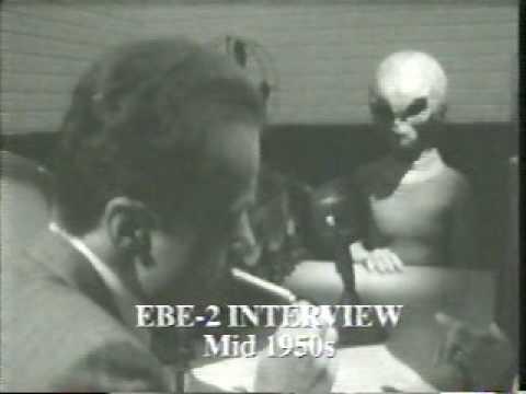 ufo ALIEN interview AREA51 majestic12 alien EBE 2 pt3