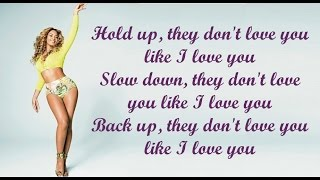 Beyoncé  Hold Up ( Lyrics )