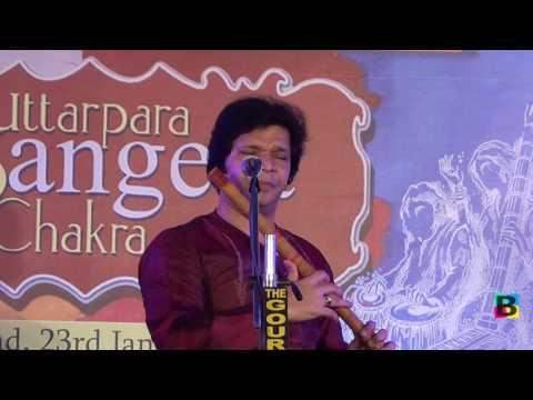 Rakesh Chourasia~Flute~Tabla~Subhojyoti Guha
