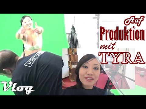 Xxx Mp4 Vlog Auf Produktion Behind The Scences Mit Tyra Tyras Vlog 3gp Sex