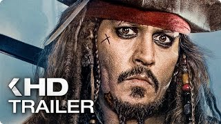 pirates of the caribbean: dead men tell no tales all trailer amp; clips 2017