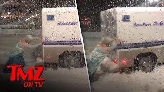Drag Queen Elsa Saves The Day! | TMZ TV