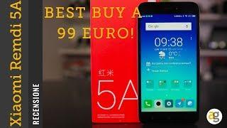 Recensione XIAOMI Redmi 5A BEST BUY a 99 euro