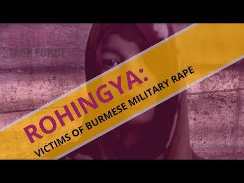Xxx Mp4 ROHINGYA VICTIMS OF BURMESE MILITARY RAPE 3gp Sex