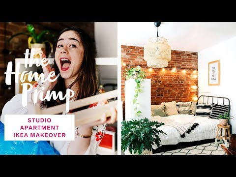 Xxx Mp4 Stunning Studio Apartment Makeover On A Budget Ikea Hacks The Home Primp 3gp Sex