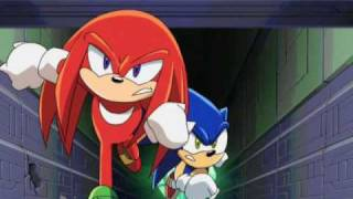 Sonic The Hedgehog (Runaway)