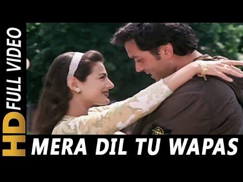 Xxx Mp4 Mera Dil Tu Wapas Mod De Shaan Sunidhi Chauhan Kranti 2002 Songs Bobby Deol Ameesha Patel 3gp Sex