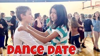 TEEN'S FIRST DANCE WITH CRUSH!