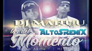 Los del Momento Remix Cumbia - [Dj Manuu]  (Octubre 2015)