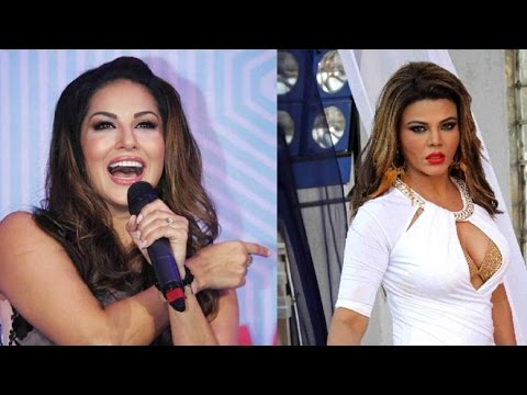 Sunny Leone's Mind Blowing REPLY To Rakhi Sawant's INSULT !
