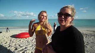 Caroline Wozniacki Gets 'Cheeky' In Turks & Caicos | Uncovered | Sports Illustrated Swimsuit