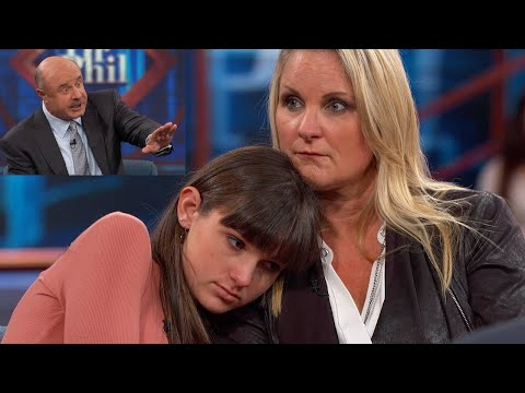 Xxx Mp4 Why Dr Phil Tells Guests Their Daughter Needs To Be Removed From This Home 3gp Sex