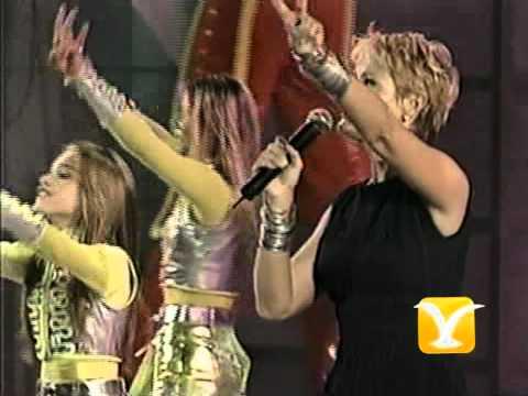 Xuxa Grandes éxitos Festival de Viña 2000