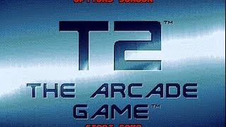 PC Longplay [244] T2 - The Arcade Game