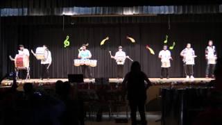 FAMILY OF SCHOOL ARTS NIGHT | LINCOLN M. ALEANDER - DRUMLINE