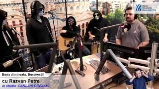 Show Live cu Carla's Dreams la BucurestiFM