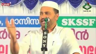 Sathar Sahib Panthaloor ...Nilampur Speech Fasism-Salafism  24-9-2016