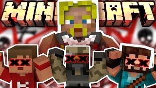 REDDER DE ANDRE FRA MORDEREN! :: Dansk Minecraft