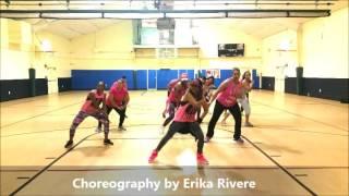 The Water Dance - Chris Porter Feat  Pitbull -  Choreo By Erika Rivere