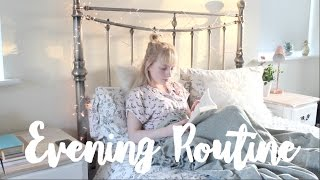 A LITTLE EVENING ROUTINE | EMILY ROSE
