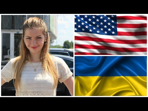 watch Cultural differences between USA and Ukraine