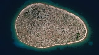 "Why Do Scientists Think ""Fingerprint Island"" Used To Be A Vineyard?"
