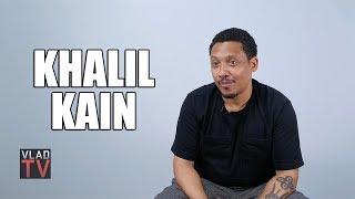 Khalil Kain on Getting
