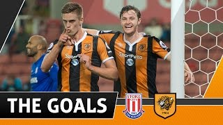 Stoke City 1 The Tigers 2 (EFL Cup 3rd Round) | The Goals | 21.09.16