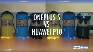 OnePlus 5 Vs Huawei P10 Camera Comparison