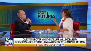 Rudy Giuliani on McGahn