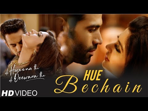 Xxx Mp4 Hue Bechain Lyrics Ek Haseena Thi Ek Deewana Tha Music Nadeem Palak Muchhal 3gp Sex