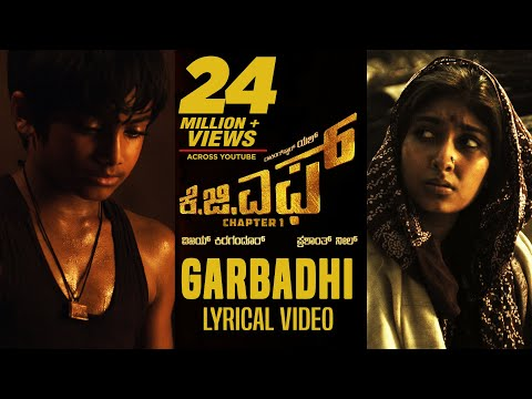 Xxx Mp4 KGF Garbadhi Song With Lyrics KGF Kannada Movie Yash Prashanth Neel Hombale Films Kgf Songs 3gp Sex