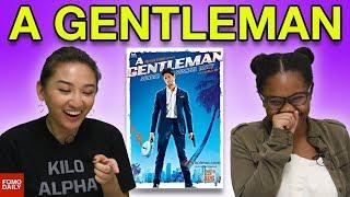 A Gentleman - Sundar, Susheel, Risky • Fomo Daily Reacts