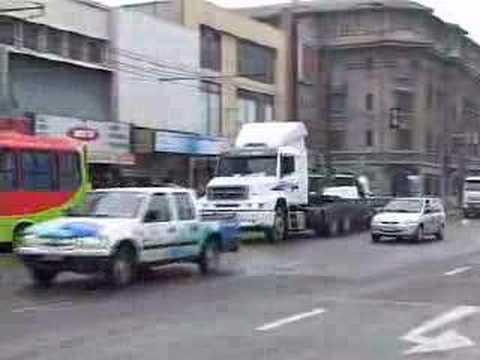 TRUCKS IN CHILE APRIL 2008